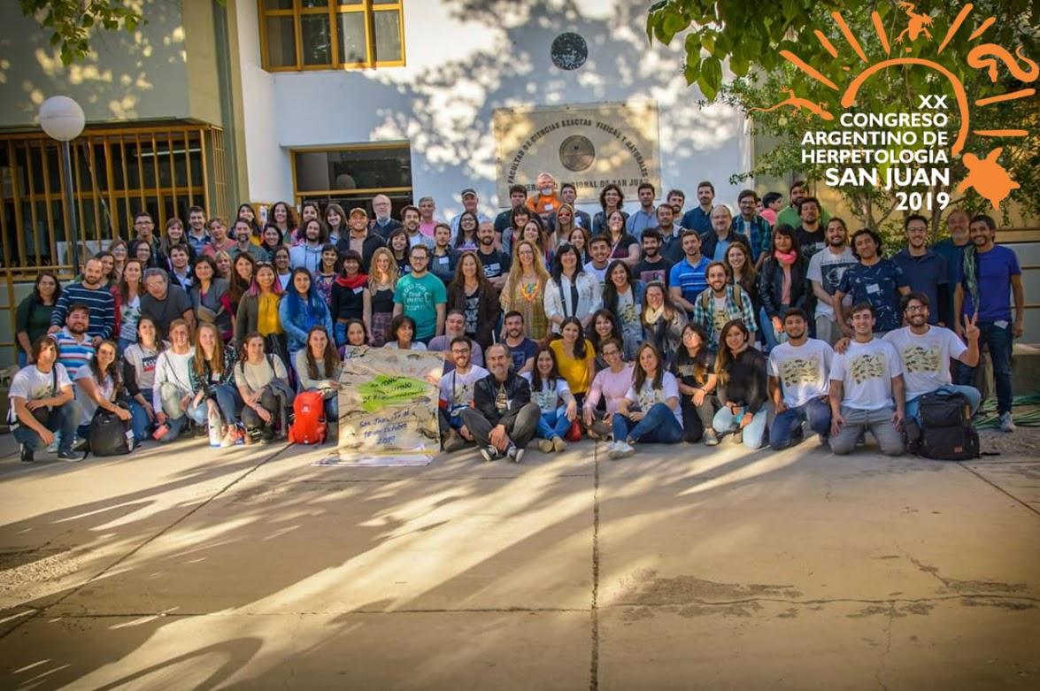 XX° Congreso Argentino de Herpetología